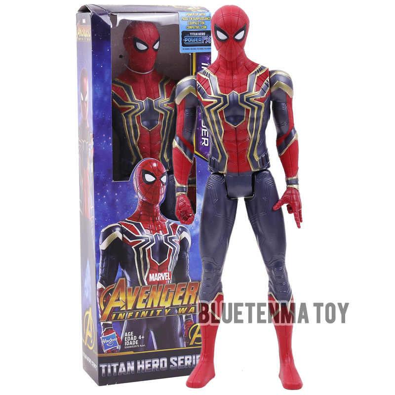 Action Figure Thanos  2018 29cm Marvel Toys theAvengers 3 INFINITY WAR PVC TITAN