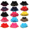 Girls Latin Dance Skirt Ballroom Samba Chacha Dancing Dress