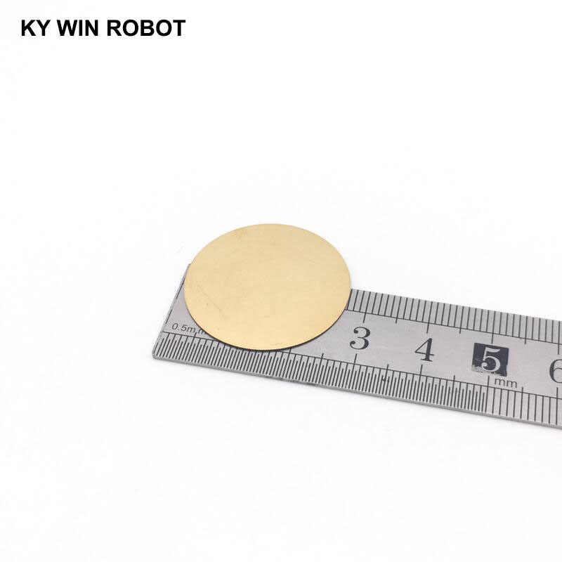 50 Pcs/Lot Piezoelectric Piezo Ceramic Wafer Plate Buzzer Loudspeaker Dia 27mm For Arduino Diy