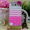 Luxury Rhinestone Phone Case for Samsung GALAXY On7 G600 On5 G550 ,Cartoon Pattern Phone Case for Samsung Galaxy On5 On7 2016