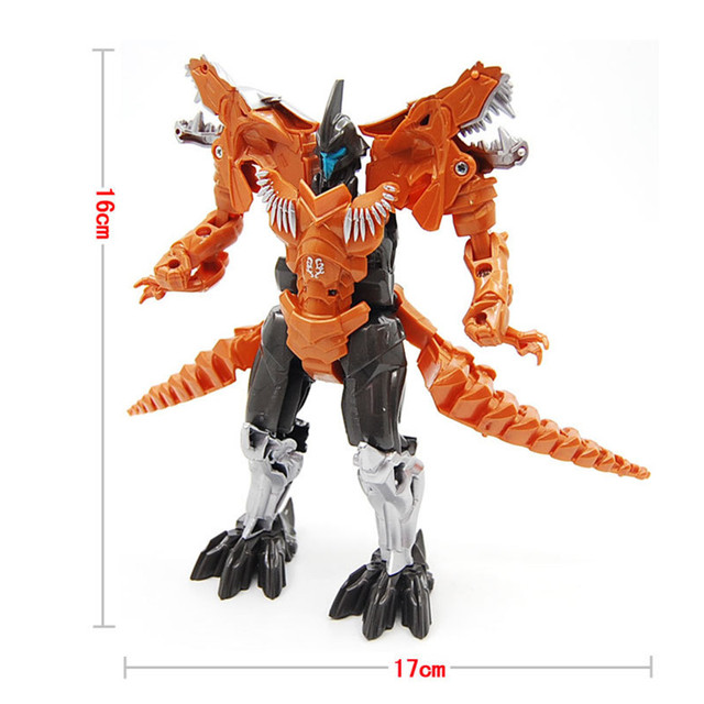 Dinosaur Transformation Action Figure