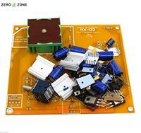GZLOZONE NX 03 Headphone Amplifier Kit Base On Italy RudiStor NX03 Amp DIY