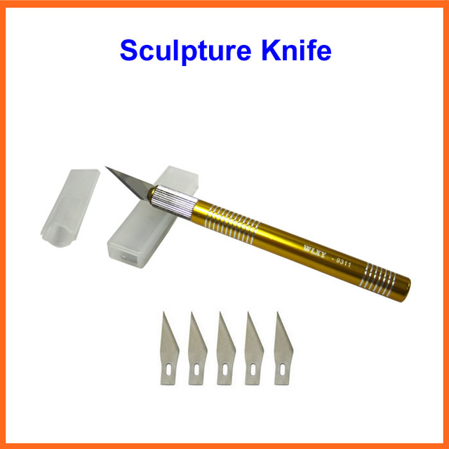 Aliexpress.com : Buy Wood carving pen knife paper cutter ...