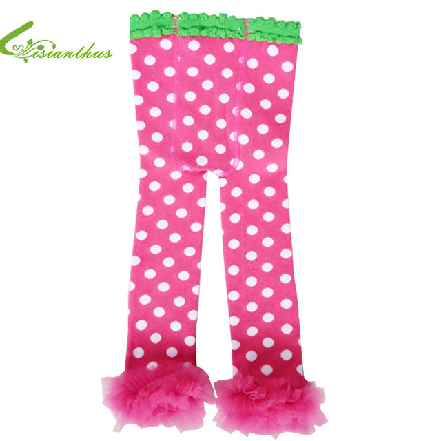 0c66a404c Kids Baby Girls Soft Pantyhose Tights Stockings White Dot Cute Baby Girls  Tights Cotton Cute Children Stocking For Kids 6M-7Year