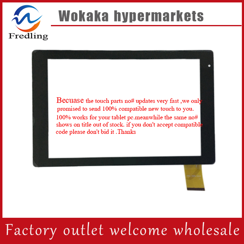 New For HXD 1076 V4 0 Tablet PC Capacitive Touch Screen Panel Digitizer Sensor Replacement Parts