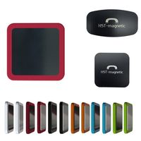 Magnetyczny uniwersalny uchwyt na telefon komórkowy stojak na karty uchwyt na Tablet do telefonu iPhone X 6 7 na Tablet iPad Pro Air Samsung