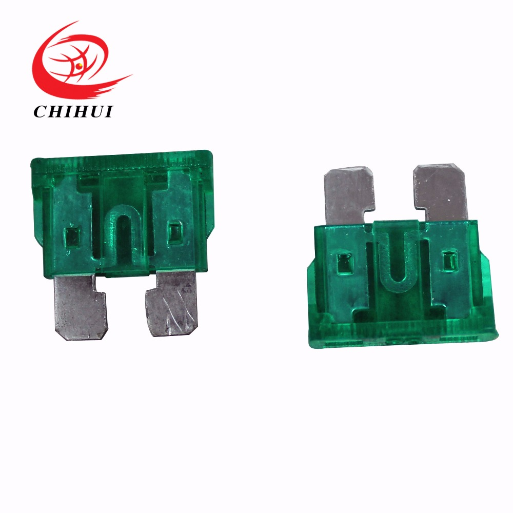Купить с кэшбэком Foldable Electric Scooter Fuses 30A Electric Fuse (Sports Scooter Parts & Accessories ) 2PCS=1Pair