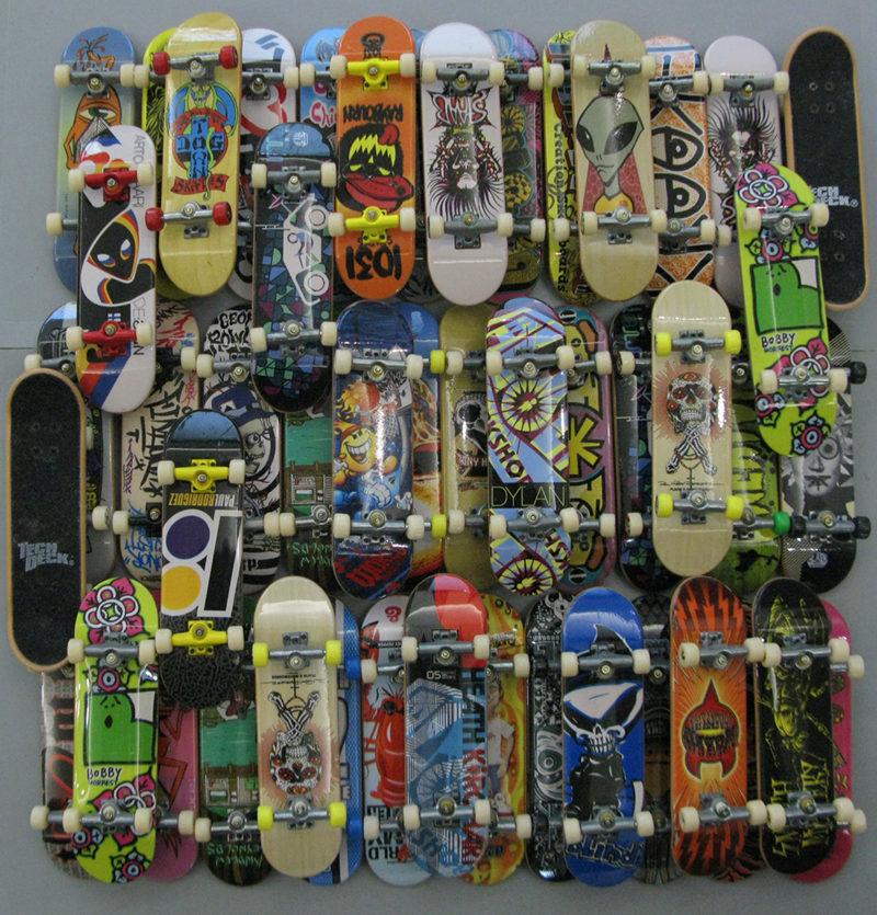 Tech Deck throwbacks 96mm Fingerborad Skateboard FLIP E23G