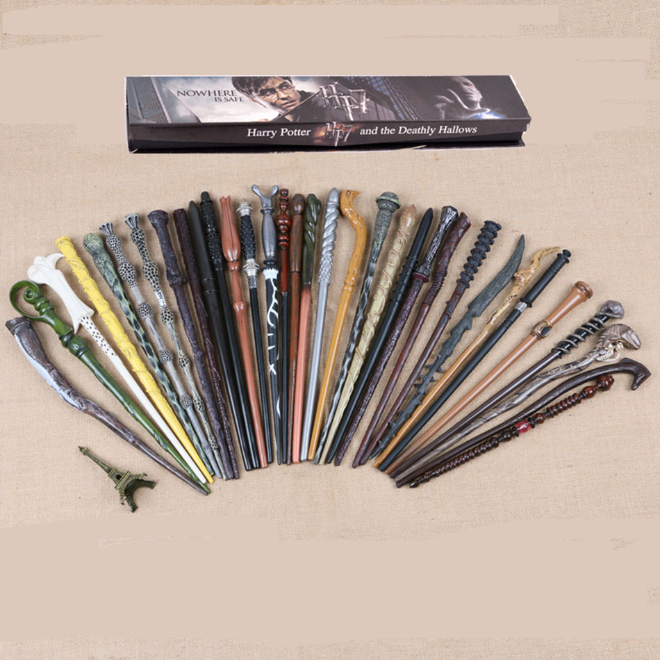 Harry potter magic wand hallows hogwarts gift hermione for Harry potter and the deathly hallows wand