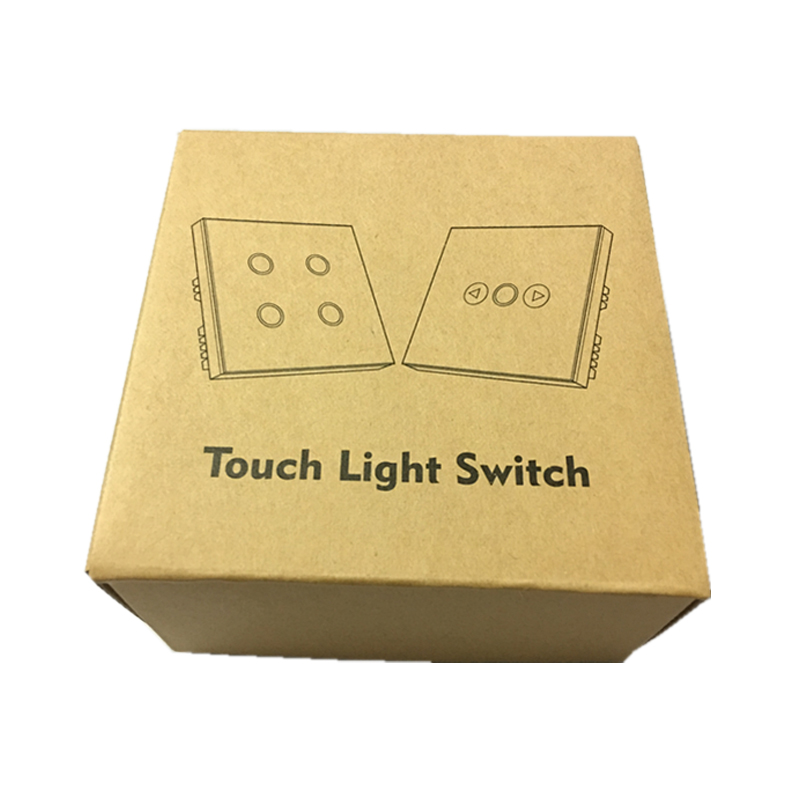 Image 4 - KESERANG,UK Standard 1gang Smart Wifi Switch 220V,Crystal Glass Panel Wifi Light Switch Smart Home Controller Works Google,Alexa-in Smart Remote Control from Consumer Electronics