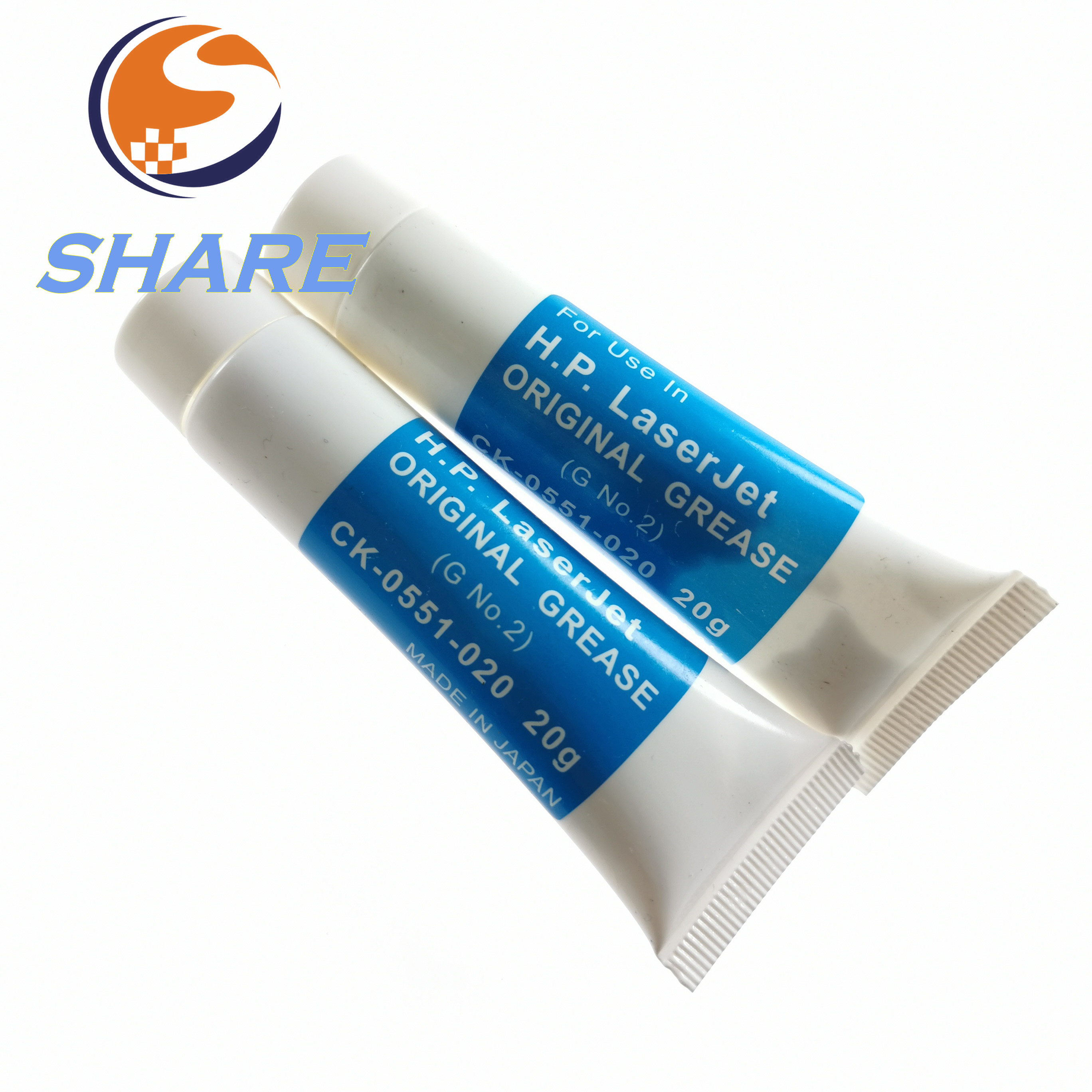 SHARE 1 PS CK-0551-020 FY9-6022-000 CK-0551-000 FLOIL G500 20g Lubricant Permalub G-2 Silicone Grease Fuser Film Grease Oil