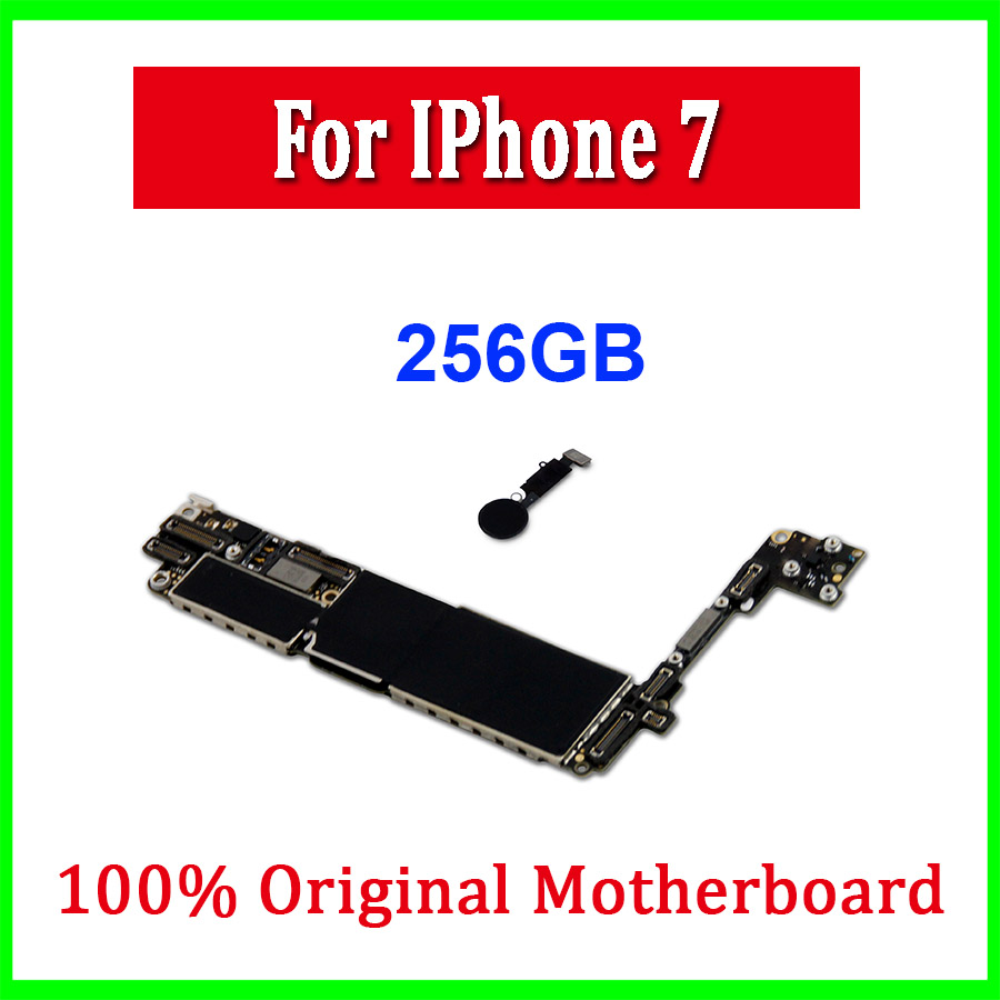 For iPhone 7 logic board Original Unlocked For motherboard