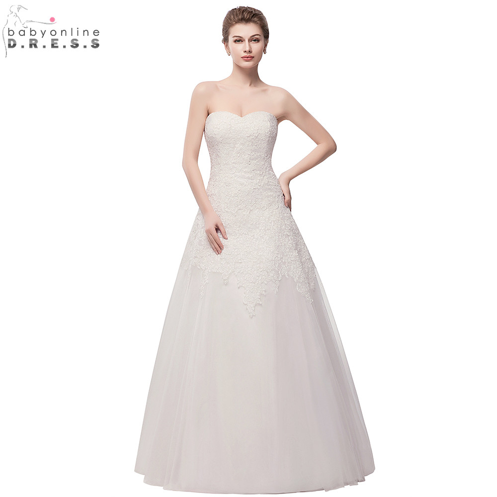 Aliexpress.com : Buy Vintage A Line Lace Tulle Wedding