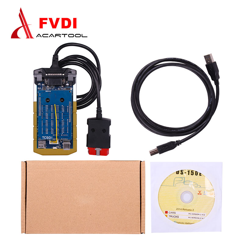 Цена за Лучшее качество Золото Tcs Cdp code reader Tcs Bluetooth автомобили/грузовики cdp диагностический инструмент с гарантией на год Бесплатно доставка