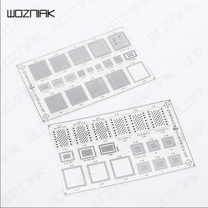 Wozniak Full Set Uv Curing Green Network Cpu Solder Point Pcb Line