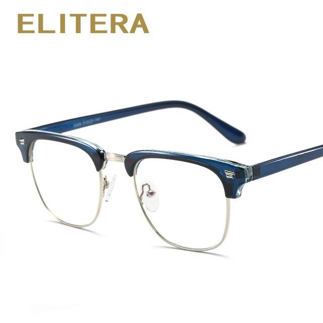 ELITERA Anti Blue Rays Fatigue Radiation resistant Men\'s Eyeglasses ...