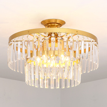 Modern creative crystal ceiling lamps LED lamps living room dining room glass ceiling lamp led lustre light ceiling lights 2018 ins new led animal shape snail ceiling lamps kid children living room decoration led lamp ceiling design ceiling lamps