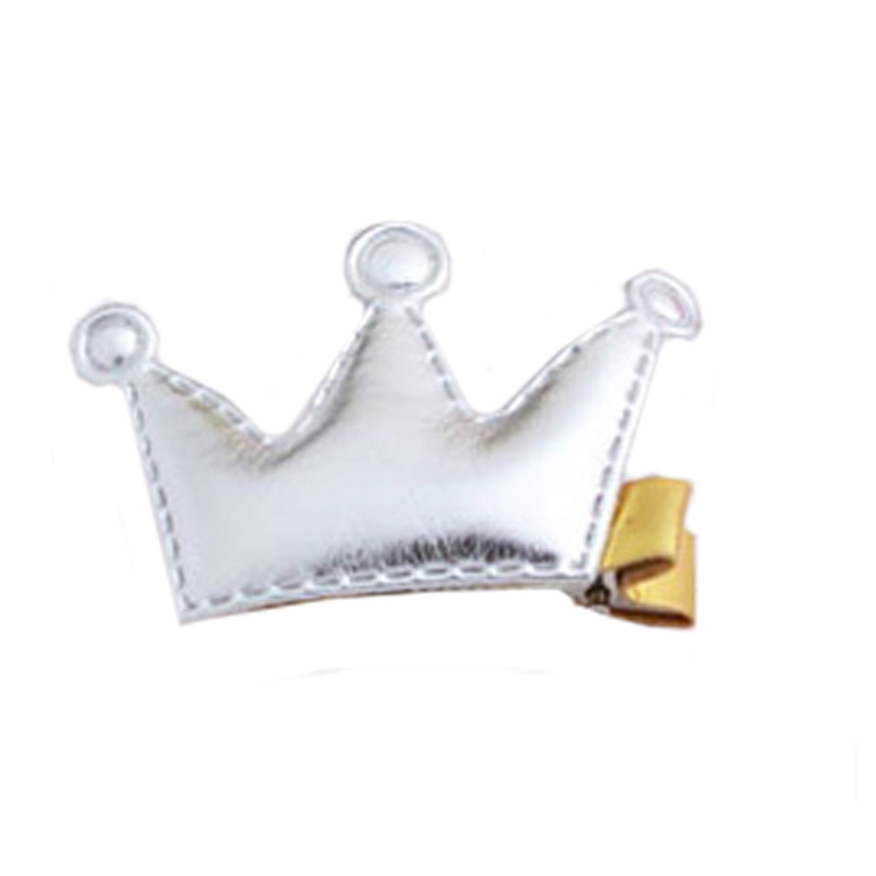 5pcs Noble Baby Girls Crown Pearl Princess Hair Clip Gift Children Kids Baby Girls Hair Accessories For Party Accessories