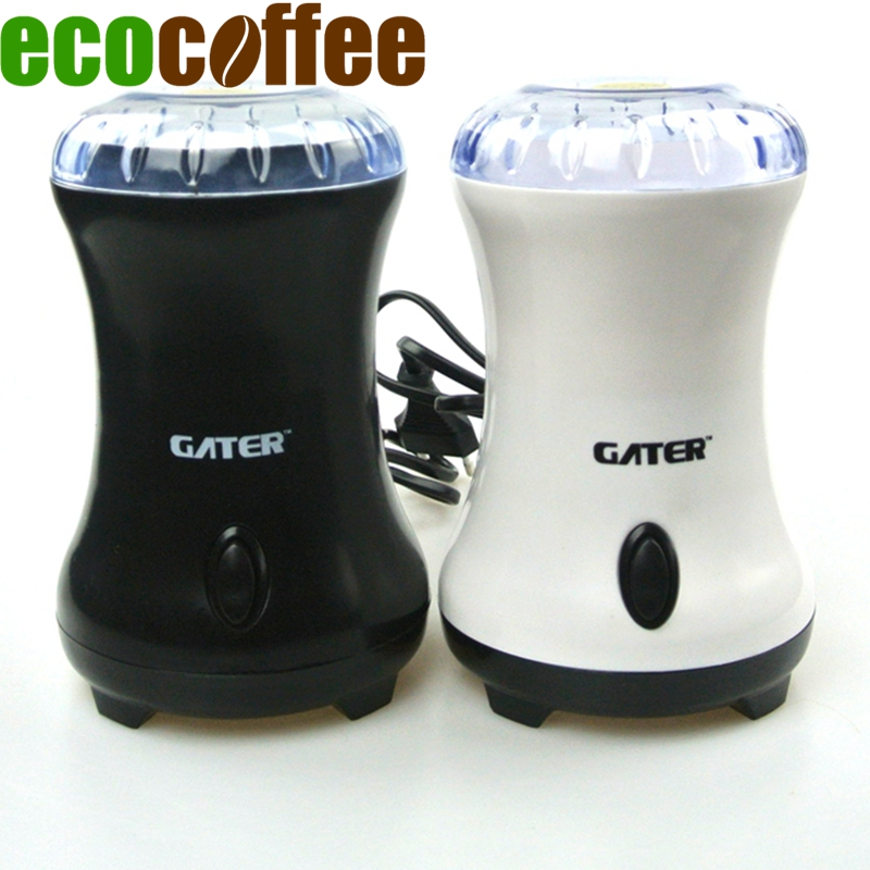 1pc Free Shipping Espresso Coffee Maker electric coffee grinder 220-240V Euro Plug mill