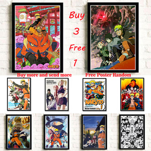 NARUTO Poster Coated Paper Pos