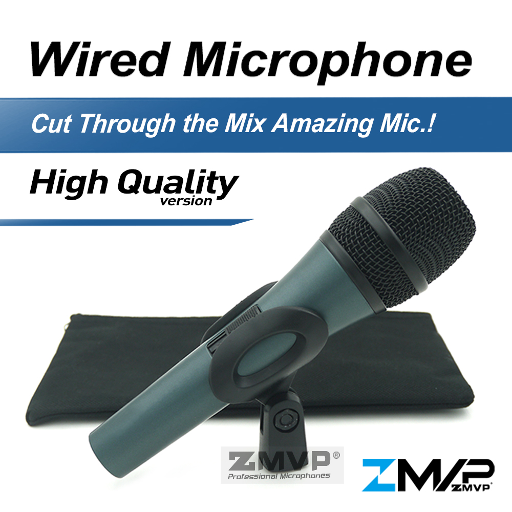 Free Shipping! High Quality 845 Professional Dynamic Super-cardioid karaoke Vocal Wired Microphone Microfone Microfono Mike Mic автокресло группа 0 1 до 18 кг cybex sirona m2 i size цвет stardust black 517000939