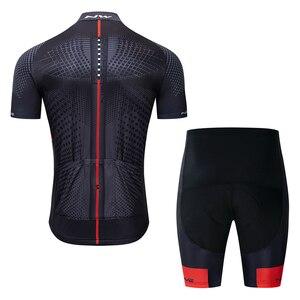 Image 5 - 2019 NW Brand New Pro Usura Della Bicicletta Abbigliamento Ciclismo MTB ciclismo imposta Bike uniforme Ciclo camicia di Estate in bicicletta jersey set degli uomini liberi di