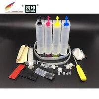 (CISSE1281) CISS kit ink tanks with accessories T1281 T1284 for Epson Stylus S22/SX125/SX420W/SX425W Office BX305F/BX305FW