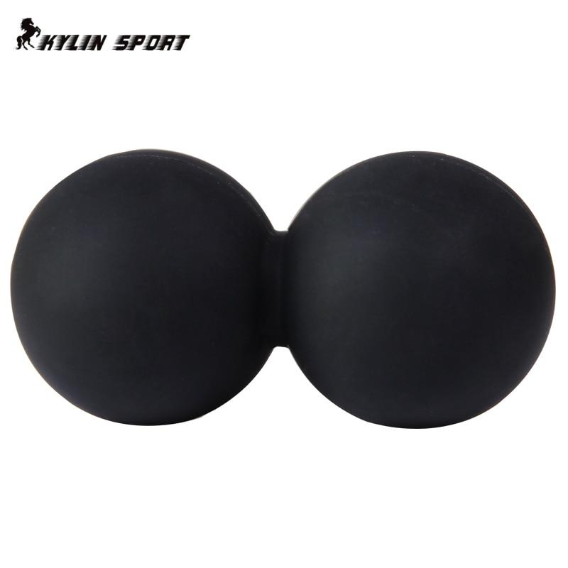 Erdnuss-Massageball Yoga-Massageball Bester Triggerpunktball Myofascial Release Yoga Therapeutics Cross-Fitness-Massageball