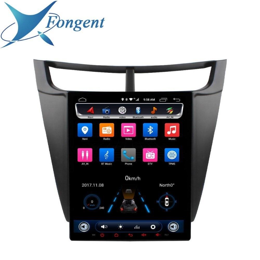 Pour Chevrolet sail 2015 2016 voiture Android lecteur multimédia Auto GPS navigateur Intelligent AutoRadio stéréo DVD vidéo écran Pad