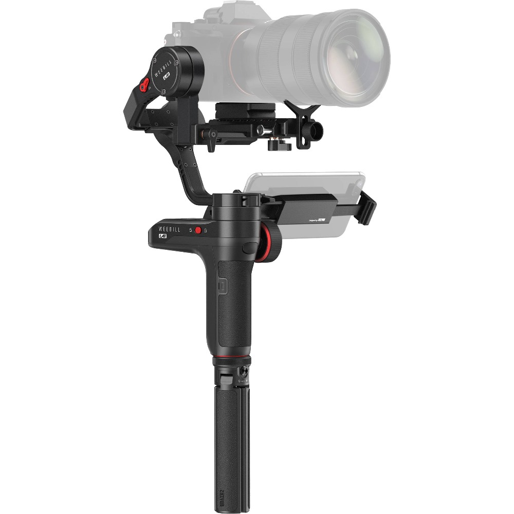 Zhiyun WEEBILL LAB 3 Axis Gimbal for Mirrorless Cameras Max Payload 3KG 2018 New Series