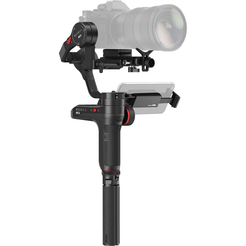 Zhiyun WEEBILL LABORATÓRIO 3 Eixo Cardan para Câmeras Mirrorless Max. Payload 3 kg 2018 Nova Série