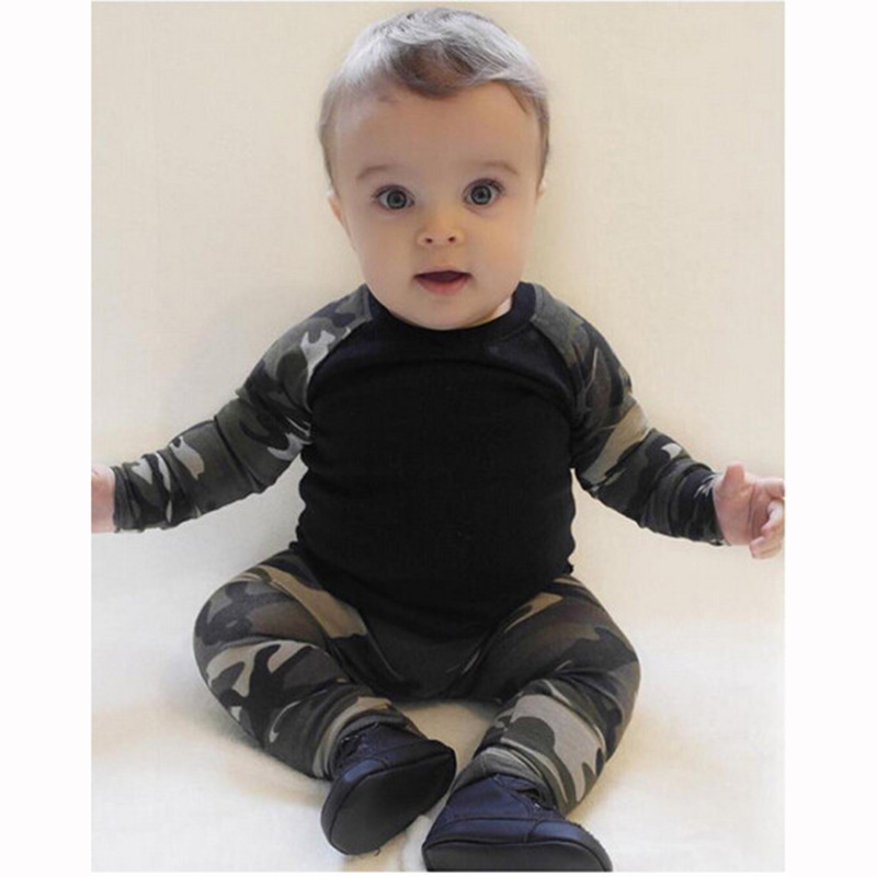 EGHUNOOY Baby Boy Clothes 2pcs Clothing Set Outfits