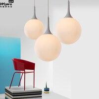 LED chandelier modeling lamp Nordic modern simple cashier desk front desk bedroom restaurant staircase reception desk CL FG895