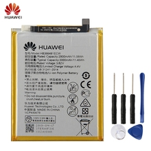 Original Replacement Battery Huawei HB366481ECW For P9 Lite honor 8 lite 5C Ascend G9 P20 Phone 3000mAh