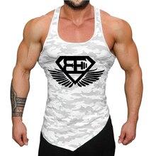 2018 Brand Gyms Bodyengineers 2018 Men Sleeveless T shirt Gyms Tank Tops Men s Summer Elastic
