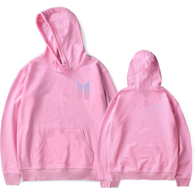 """BTS Love Yourself """" Her"""" Cover Hoodie"""