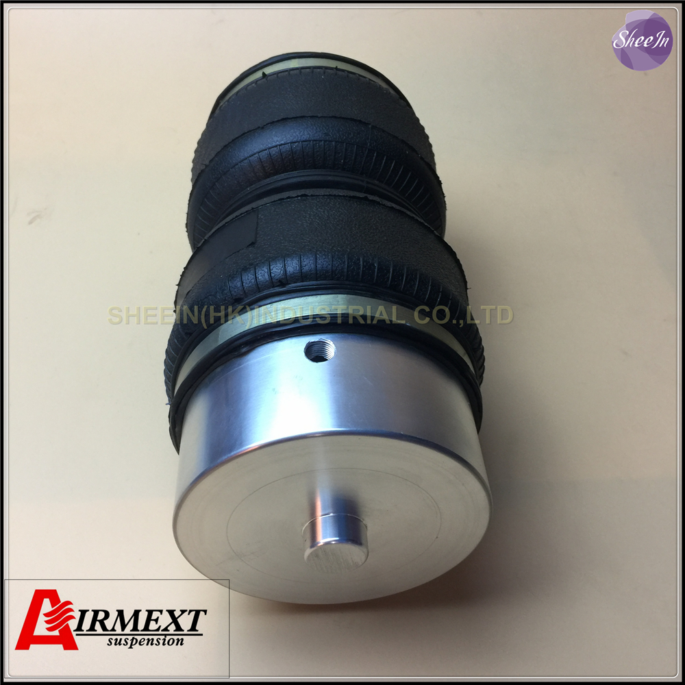 FOR A6 C6 REAR air suspension airspring/airride/ Double convolute rubber shock absorber/pneumatic parts/air suspension