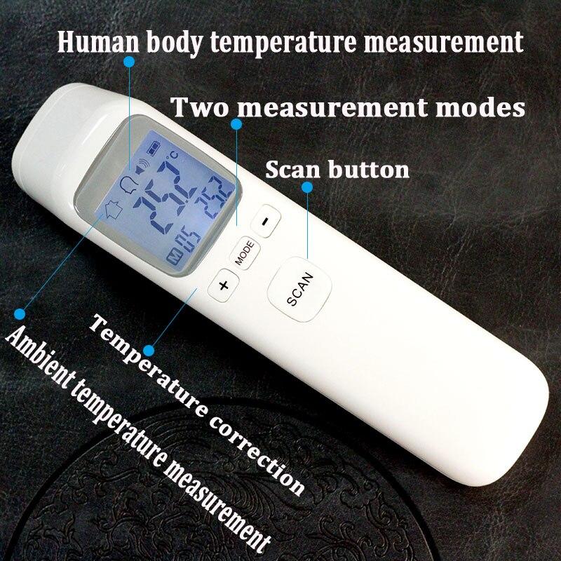 Sensor de Lcd com Controle 2019 Medição Termômetro Bebê Termômetro