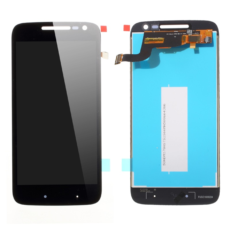 ФОТО For Motorola Moto G4 Play OEM LCD Screen and Digitizer Assembly Replacement - Black