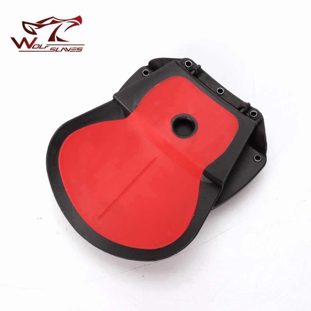 Tactical Conceal Carry Light Weight Polymer Handcuff Holster Accessories