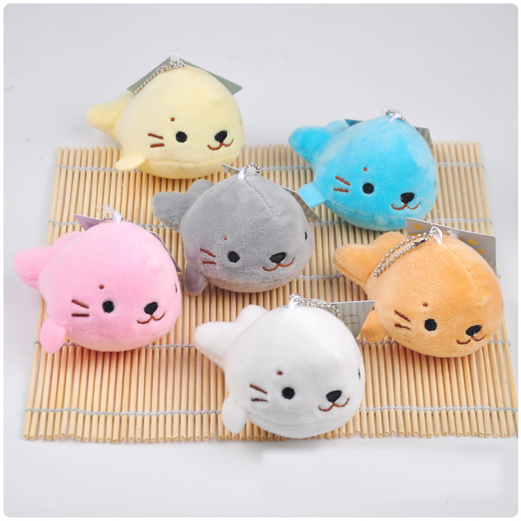 1 pcs random color 10cm kawaii sea lion plush toy dolls keychain 1 pcs random color 10cm kawaii sea lion plush toy dolls keychain pendant wedding bouquet in stuffed plush animals from toys hobbies on aliexpress mozeypictures Image collections