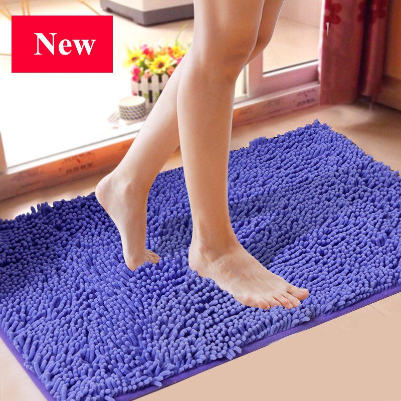 Cheap Floor Mat Bath Rug Kitchen Rug Door Way Feet Mat Anti Slip Strip  Doormat