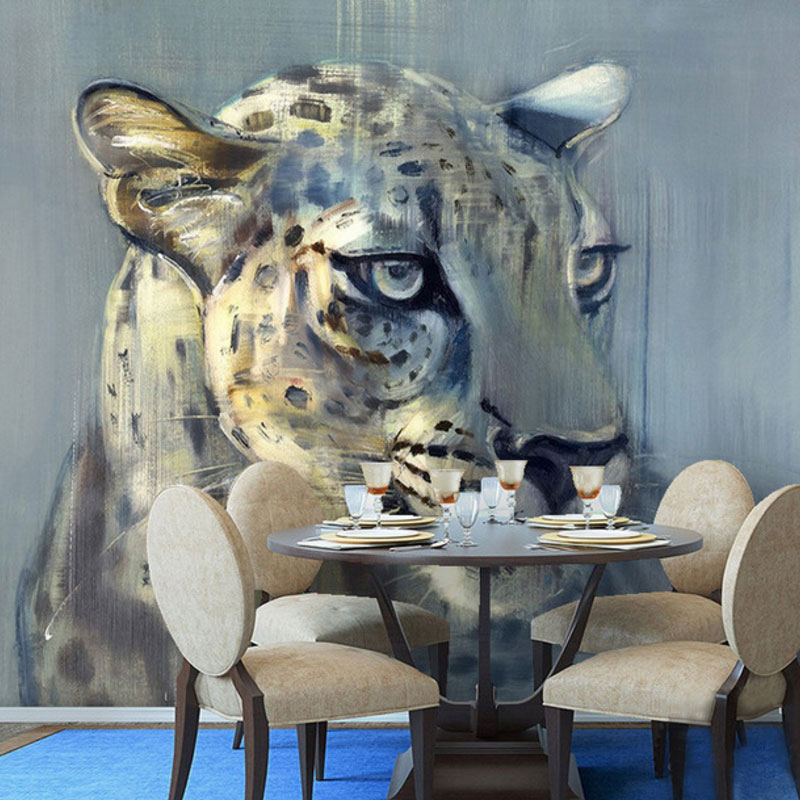 custom photo wallpaper murals living room sofa bedroom backsplash decor 3d Striped Animals leopard wall paper the custom 3d murals parks sunrises and sunsets trees heart grass nature wallpapers living room sofa tv wall bedroom wall paper