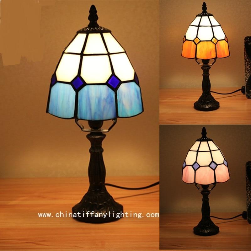 d89aa8937c6 decoration Table Lampslight is the brand Mediterranean European style  modern minimalist bedroom bedside light DF4