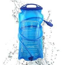 Hydration Bladder 2L Water Bladder BPA Free, 2 Liter Large Opening Water Reservoir Leak Proof Military Water Storage Bladder Bag цена и фото
