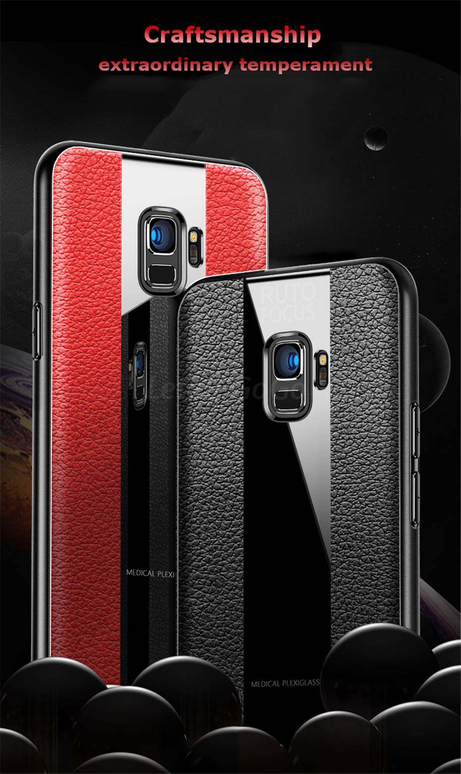 2 Galaxy S8.S8 Plus.S9.S9 Plus.Case Cover