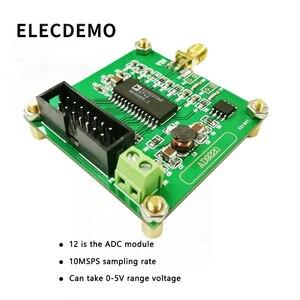 Image 2 - Modulo di acquisizione dati di AD9220 modulo ad alta velocità digital to analog converter 12 bit ADC modulo 10MSPS frequenza di campionamento