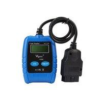 Vgate v ag + pode vc210 obd2 scanner de diagnóstico do carro para o motor/abs/airbags e ferramenta de diagnóstico de código de problemas de transmissão automática