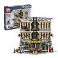 IN STOCK  2017 New LEPIN 15005 2232Pcs City Creator Grand Emporium Model Building Kits  Blocks Brick Toy Compatible 10211