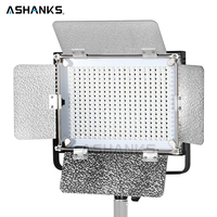 40W LED Video Light for Photography Camera Video Photo Studio Pad Panel Lamp with Filters Dimmer 3200K/5500 Continuous Bulbs